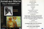 Exposition Photographique du 19  au 21 novembre par Jean-Paul Durand